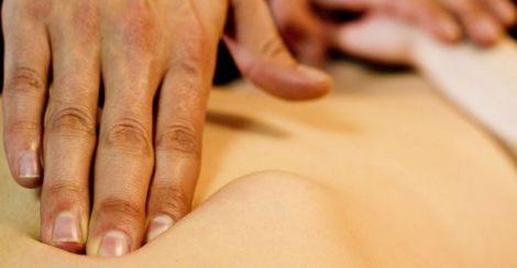 висцеральные остеопатические техники